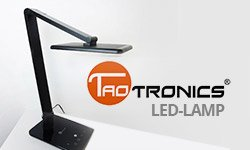 Подбайте про здоровий зір з LED-лампами TaoTronics