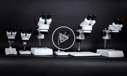 Відеоогляди мікроскопів
