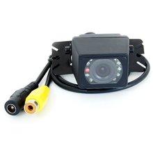 Универсальная автомобильная камера заднего вида с подсветкой GT S616  - Краткое описание