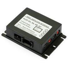 MOST адаптер BOS MI009 для підключення аудіопідсилювача до Audi MMI - Короткий опис