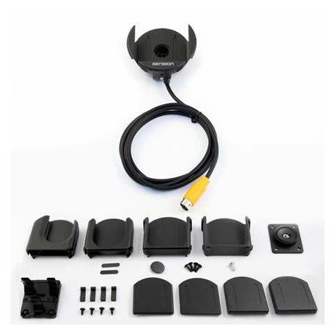Автомобильный держатель зарядка для  iPod iPhone Dension IP44CR9