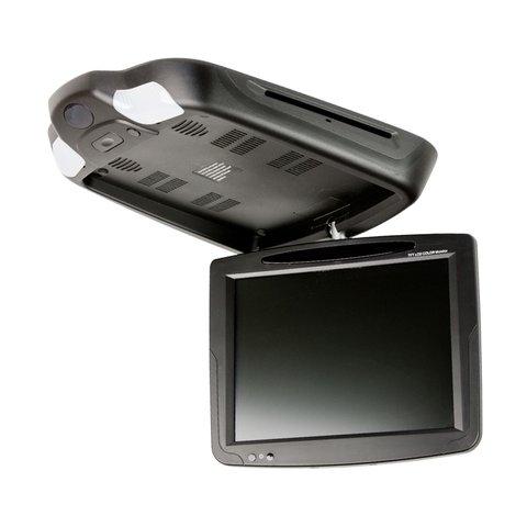 """10.4"""" Автомобильный потолочный монитор с DVD плеером"""