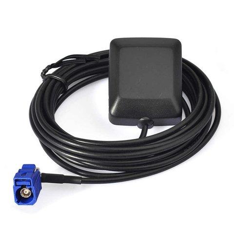 Універсальна GPS антена з кутовим FAKRA конектором