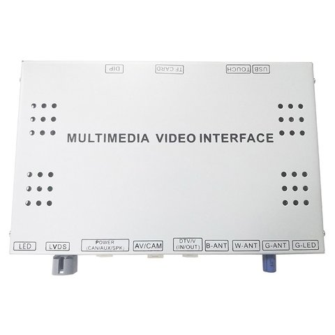 Multimedia System on OS Android 7.1 for Nissan 2017 2020 YM and Infiniti 2015 2020 YM