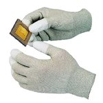 Goot WG-4M Series anti-static gloves with polyurethane resin coating on the fingertip