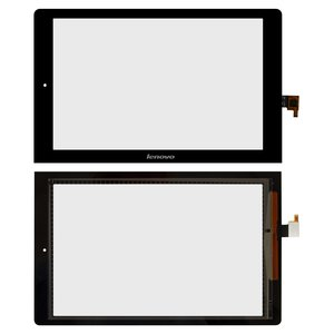 Touchscreen Lenovo B8000 Yoga Tablet 10, (black)