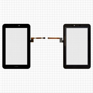 Touchscreen for Huawei MediaPad S7-721U Tablet, (7
