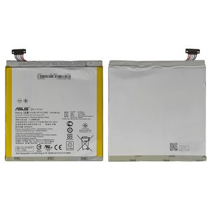 Battery for Asus ZenPad 8.0 Z380C Wi-Fi, ZenPad 8.0 Z380KL LTE Tablets, (Li-Polymer, 3.8 V, 3950 mAh) #C11P1505