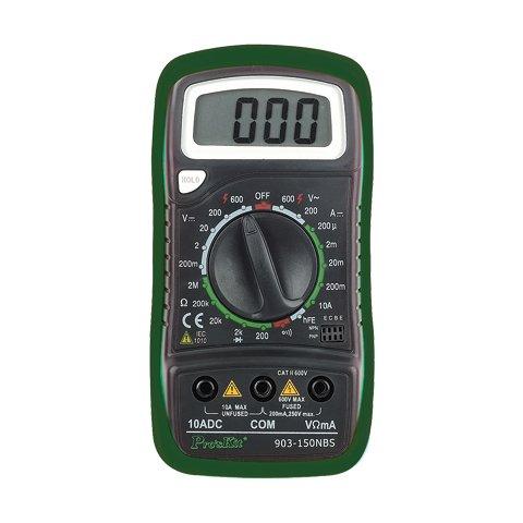 Цифровой мультиметр Pro'sKit 903 150NBS