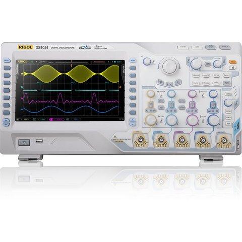 Цифровий осцилограф RIGOL DS4024