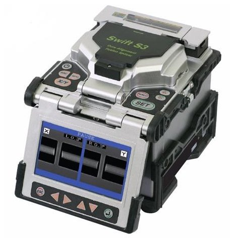 Зварювальний апарат для оптоволокна Ilsintech Swift S3