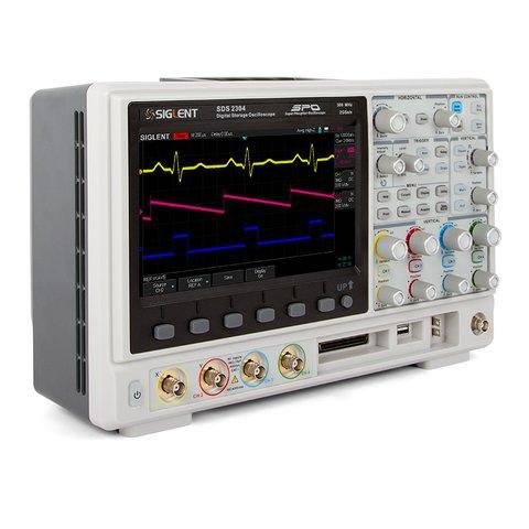 Цифровий осцилограф SIGLENT SDS2304