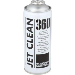 Стиснуте повітря без ефекту заморожування Kontakt Chemie JET CLEAN 360 (200 мл)