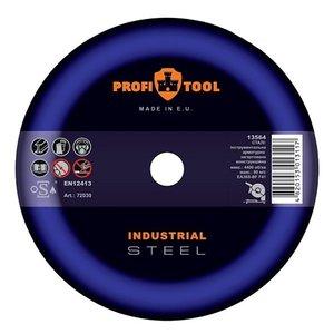 Круг відрізний по металу PROFITOOL INDUSTRIAL 125х1,6х22,2 мм