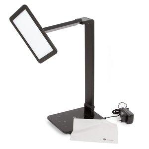 Настольная бестеневая лампа TaoTronics TT-DL09, черная, EU