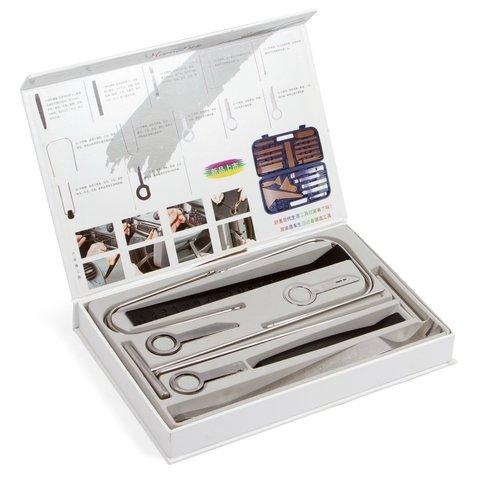 Набір інструментів для знімання обшивки 17 предметів