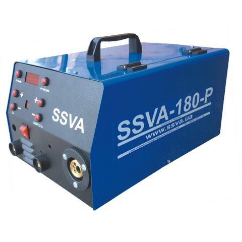 Зварювальний інвертор SSVA 180 PT без пальника, з осцилятором