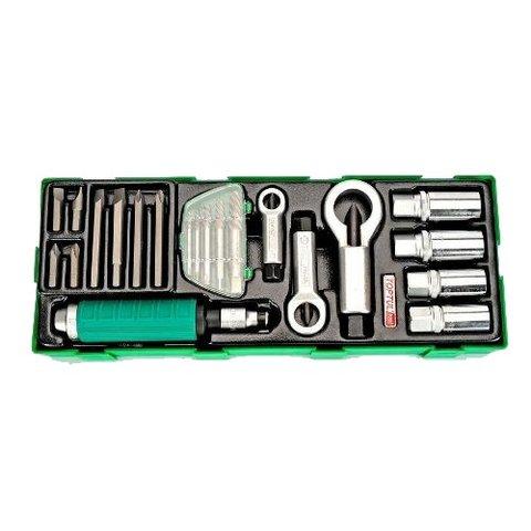 Комбінований набір інструментів TOPTUL GTA2234