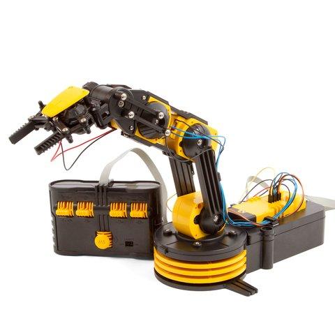 Робот манипулятор на батарейках, конструктор CIC 21 535N