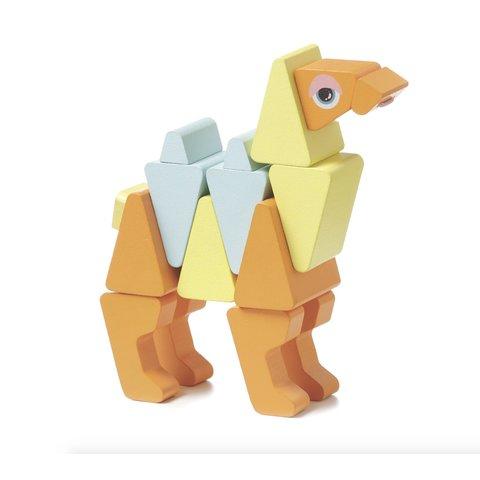 CUBIKA Верблюд акробат LA 3