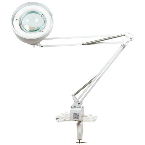 Magnifying Lamp 8064 1C, 8 Diopters