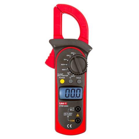 Digital Clamp Meter UNI T UT200A