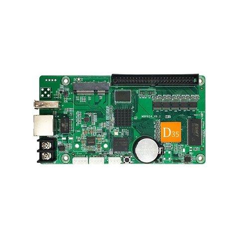 Huidu HD D35 LED Display Module Control Card 1024×64, with Wi Fi Module